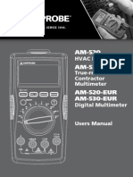 AM 520 530 AM 520 530 EUR Manuals Multi Low