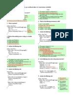 Prv Test Po Softversko 2008 2 Koloni