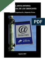 El (Involuntario) Rol de Los Cibercafés - Finquelievich y Prince