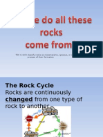 11 where do all these rocks come from ppt