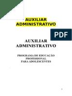 55832880 Apostila Auxiliar Administrativo