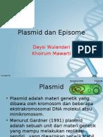 Plasmid dan Episome.pptx