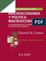 2012 - Macroeconomia y Politica Macroeconomica 5ta Edicion