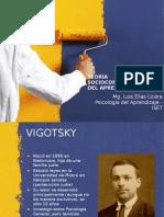 El Enfoque Sociohistorico de Vygotsky