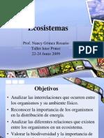 Ecosistemas Gomez