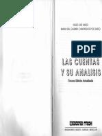 Las Cuentas y Su Analisis - Hugo Luis Sasso - Maria Del Carme Campaña Rey de Sasso