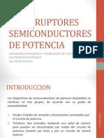 Semiconductores de Potencia 140301