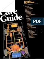 Car Care Guide - Popular Mechanics - May 1974