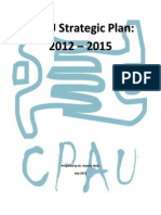 CPAU Strategic Plan2012-2015