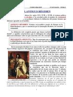 Apuntes - Tema 1 - Siglo XIX (Cambios Políticos)