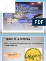 Geodesia Sig 2014