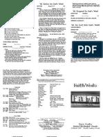 3/15/2015 Bulletin