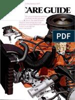 Car Care Guide - Popular Mechanics - May 1977