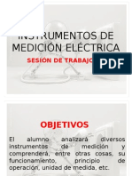 Instrumentos de Medición Electrica- Ipae