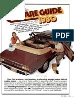 Car Care Guide - Popular Mechanics - May 1980