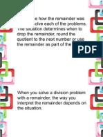 divison day 6 flip charts
