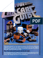 Car Care Guide - Popular Mechanics - May 1981