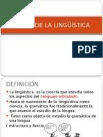 ramas de la linguistica