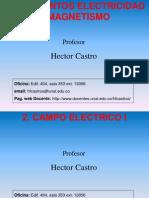 2. Campo Electrico