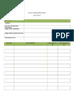 Plan Complementario 2015