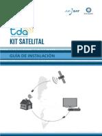 TDA-Kit Satelital-Guía de Instalación