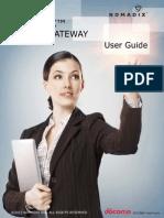 AG5500 User Guide 7 3