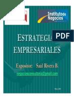 Economia Estrategias Empresariales