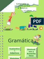 Gramatica 2° Basico