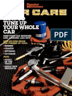 Car Care Guide - Popular Mechanics - May 1987