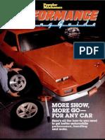 Car Care Guide - Popular Mechanics - May 1988