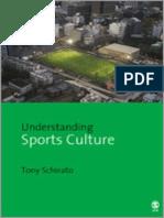 Tony Schirato Understanding Sports Culture (Understanding Contemporary Culture Series) 2007