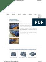 Multiplicadores de Velocidad Sector Energía Eólica