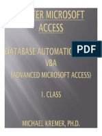 Pp Adv Access Class 1
