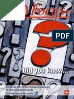 ISO Focus+, November-December 2012 - Full issue