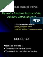 1) Dr. Avilés - Revisión Anatomofuncional del Aparato Genitourinario