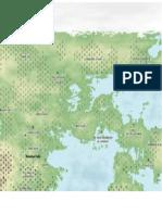 Amedyn Falls Map
