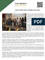 Hpv Universidad de Tarapaca