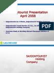 Saigon Tourist Presentation