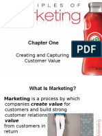Ch 01 Creating and Capturing Customer Value