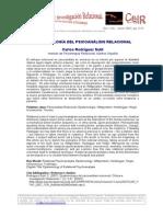 1 Rodriguez Sutil Epistemologia Del Psicoanalisis Relacional CeIR V1N1 2007