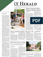 September 8, 2009 Issue