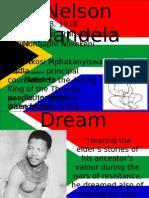 Nelson Mandela Past Tense Sample Speaking Project