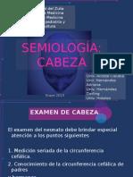 Semiologia Cabeza.
