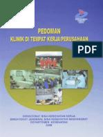 Pedoman Klinik Perusahaan 2009