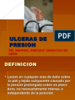 Ulceras de Presion