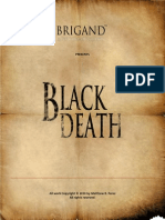 Black Death Design Document