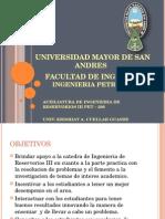 Facultad de Ingenieria Ingenieria Petrolera