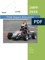 FSAE Racecar Crash Protection