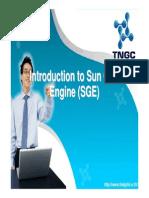 03 SGE Training