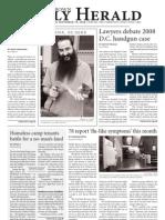 September 18, 2009 Issue